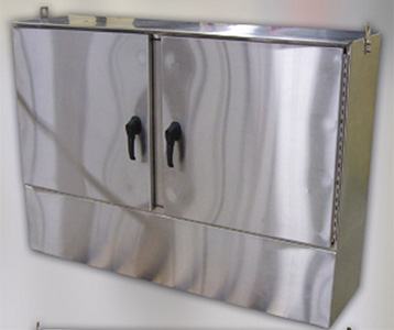 NEMA 4x Stainless Steel Enclosure